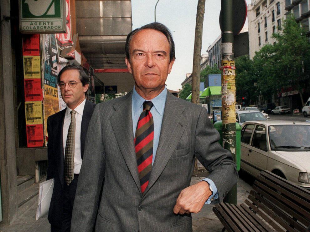 Jaime Botín, en una foto de archivo.