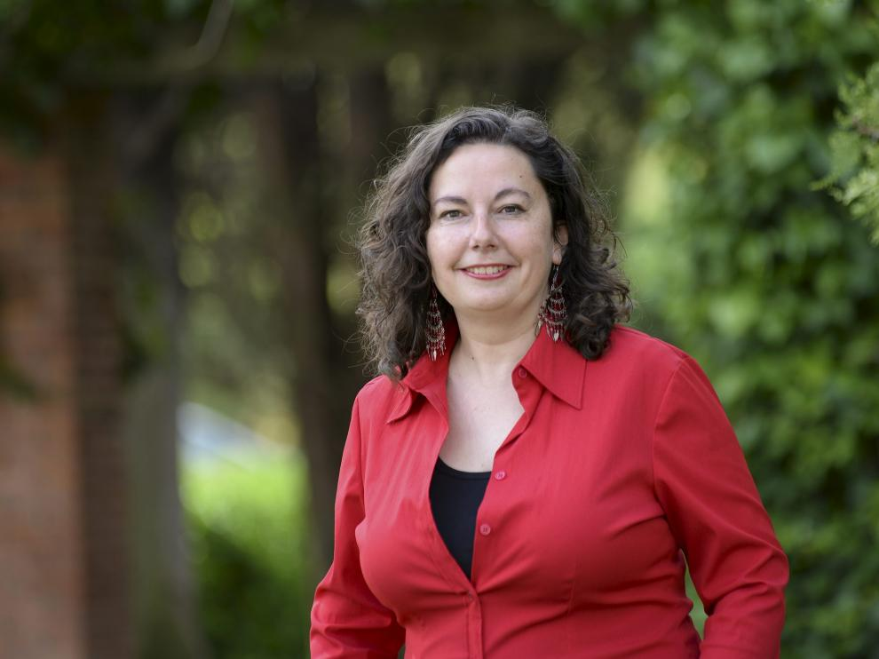 Anabel Gimeno Pérez encabeza la lista de Ganar Teruel