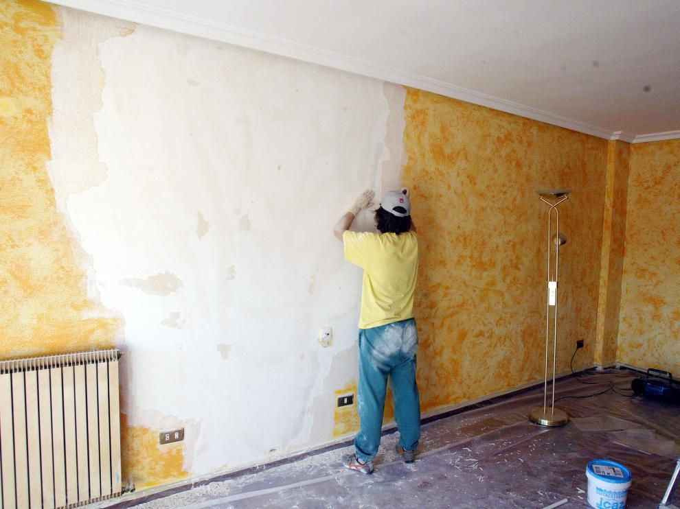 Reformas en un hogar aragonés