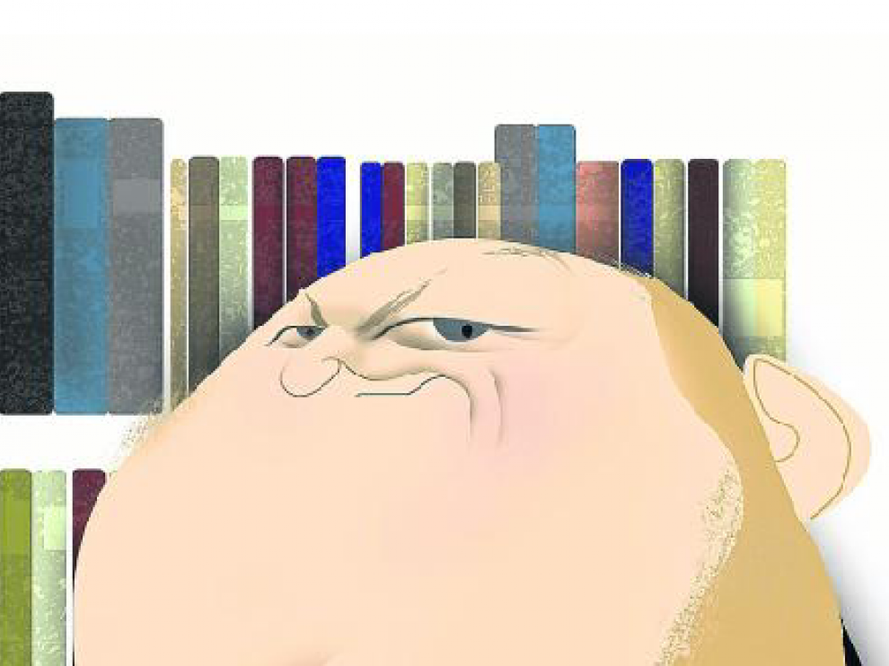 El temblor de eternidad de un lector