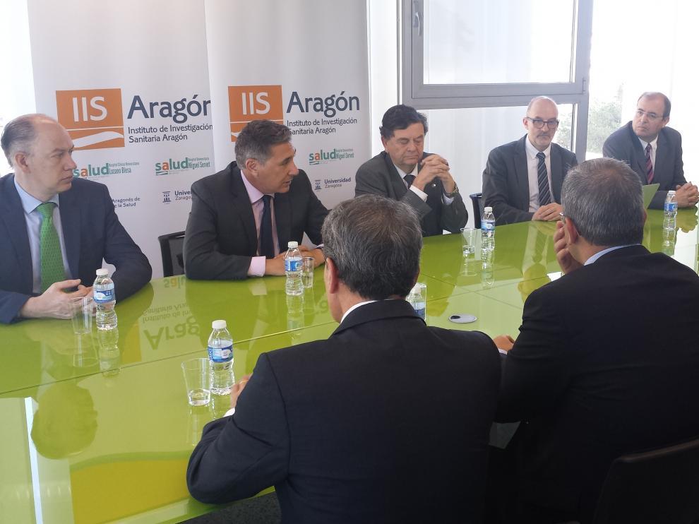 Desde hoy el IIS Aragón sitúa a nuestra comunidad dentro del mapa de la investigación sanitaria en España.