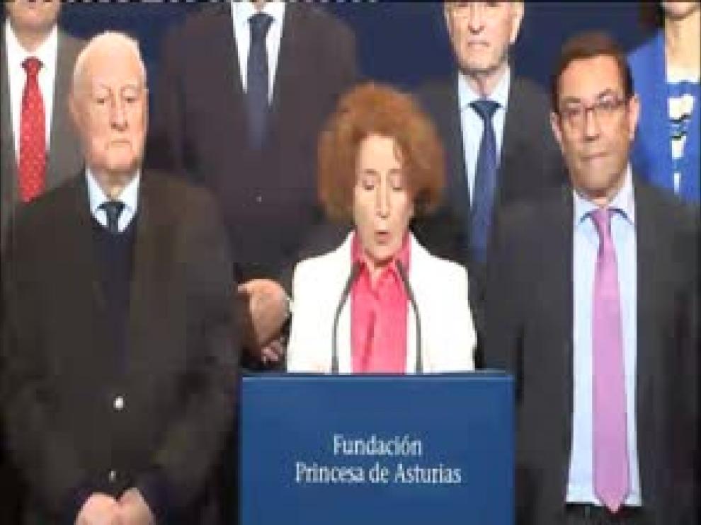 La economista Esther Duflo, premio Princesa de Asturias de Ciencias Sociales 2015