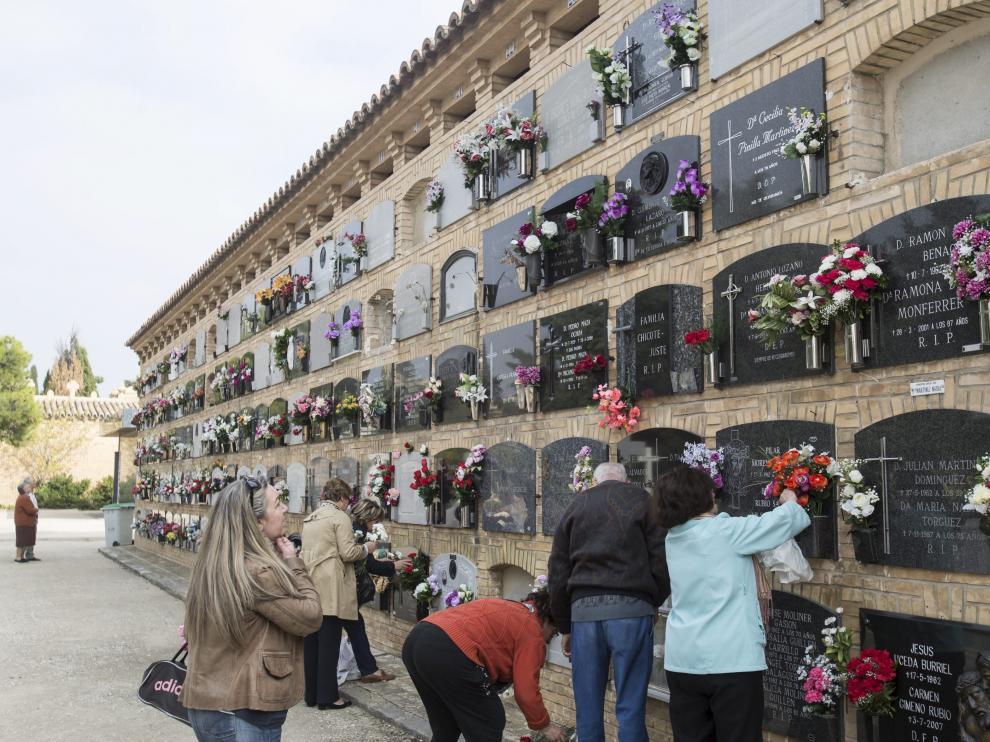 Cementerio de Torrero de Zaragoza