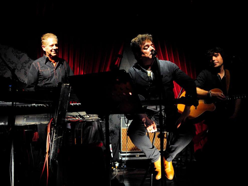 Jaime Urrutia celebra en el Teatro de las Esquinas el 30 aniversario de una de sus obras cumbres junto a Gabinete Caligari: 'Camino Soria'.