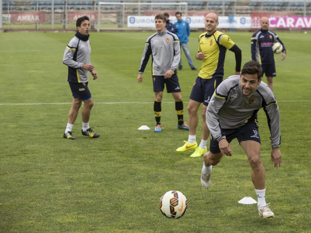 El Real Zaragoza defiende su sexta plaza