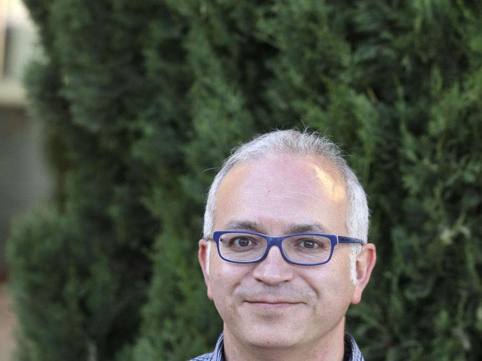 David Félez en una foto de archivo.