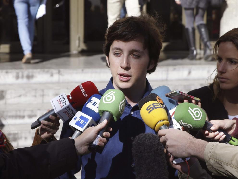 El Pequeño Nicolás en imagen de archivo.