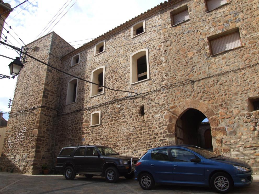 Castillo de Lituénigo.