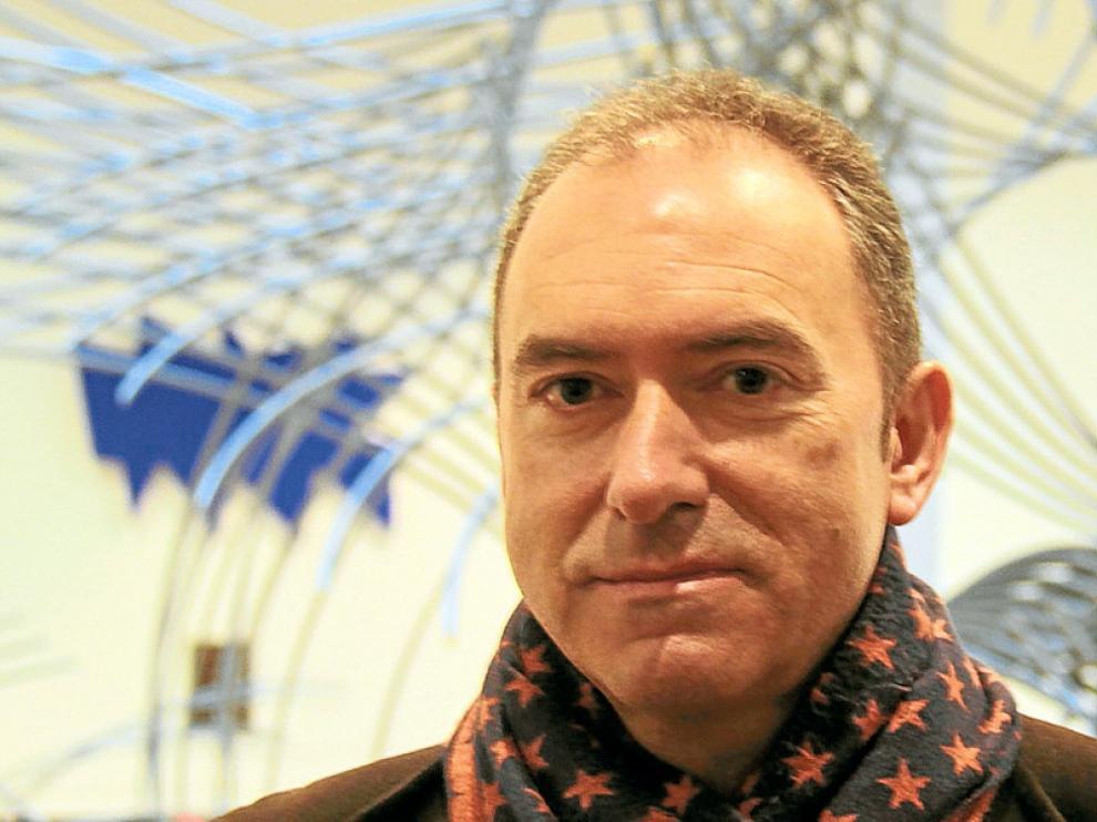 Carlos Martínez Falcón, candidato de UPyD a las Cortes,