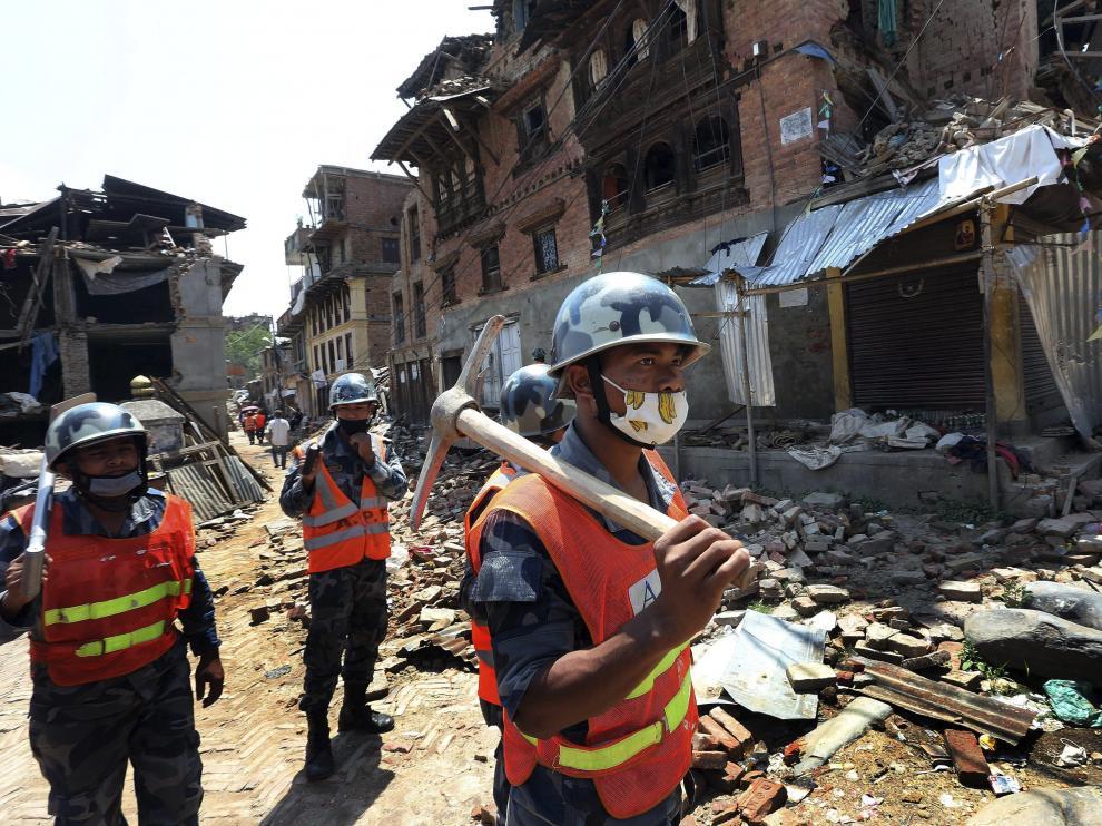 Podrían utilizarse para tragedias como la de Nepal