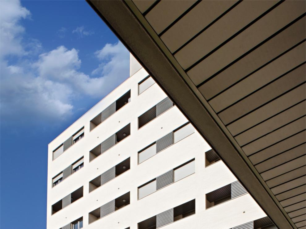 Promoción de viviendas Coopera2.