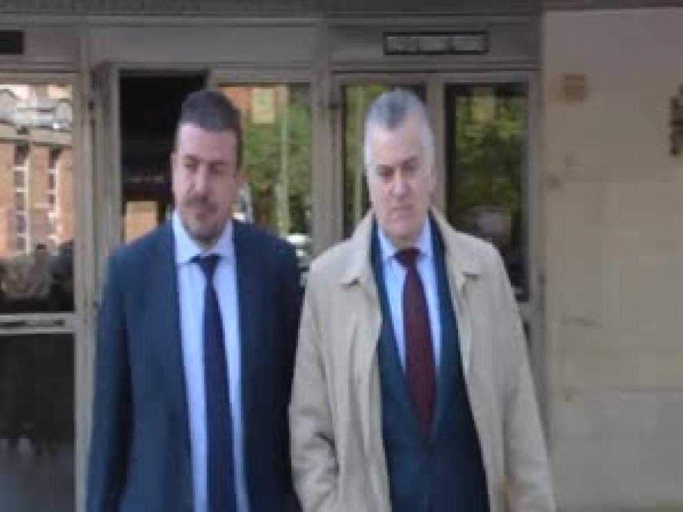 Fianza de 1,2 millones para el PP por el 'Caso Bárcenas'