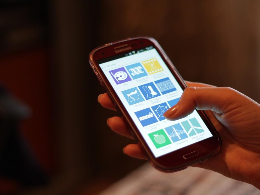 Con el nuevo dispositivo de Google no será necesario tocar el móvil para hacer uso de las aplicaciones.