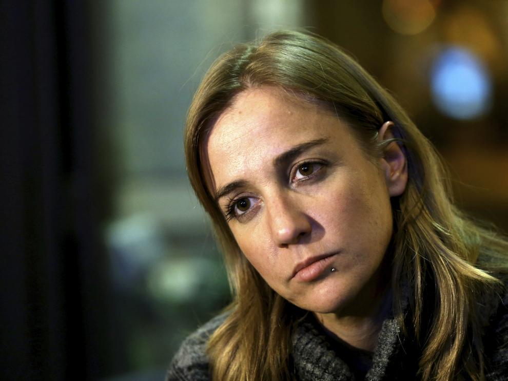 Tania Sánchez Melero formalizó su renuncia como parlamentaria en la Cámara madrileña