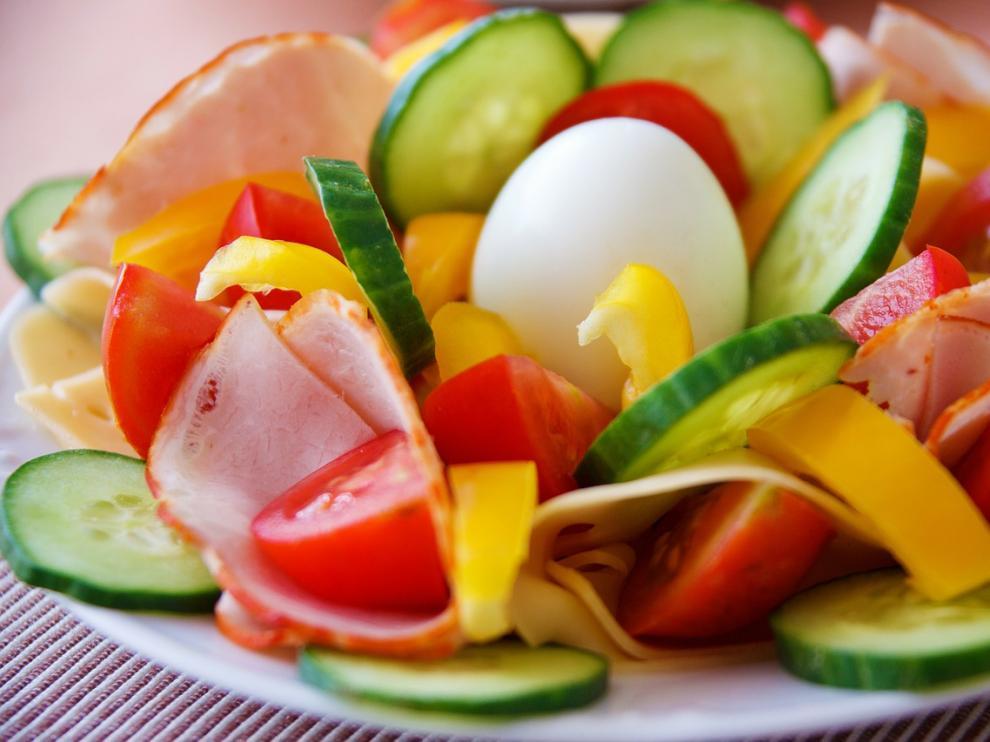 dieta por puntos alimentos