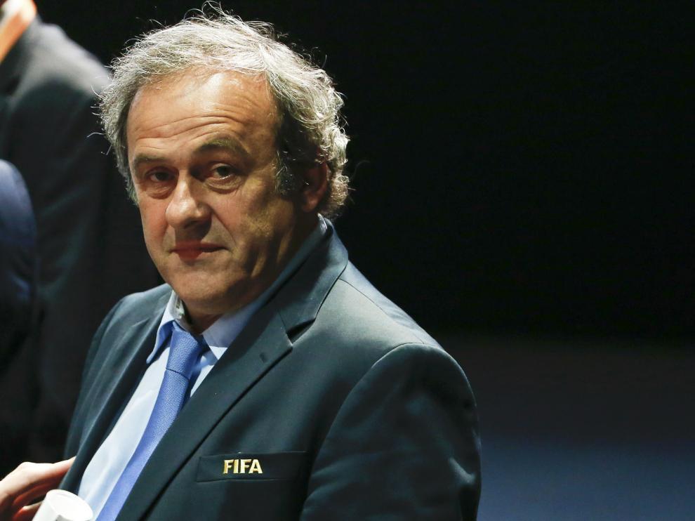 Michel Platini, en una foto de archivo
