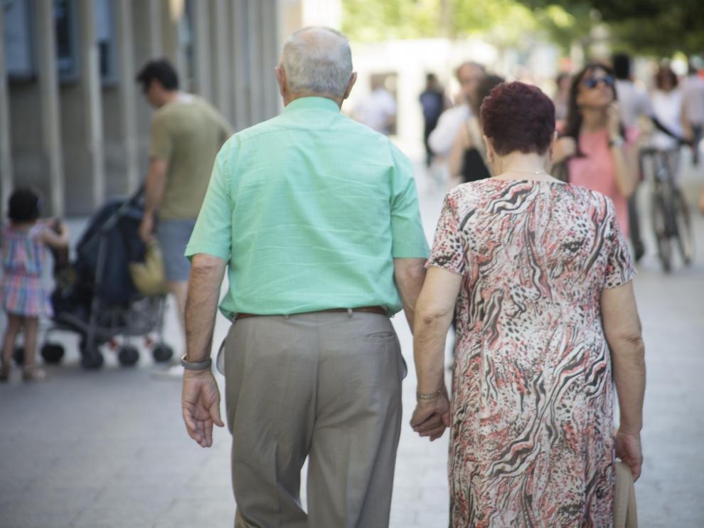 Aragón registra más muertes que nacimientos desde hace más de tres décadas