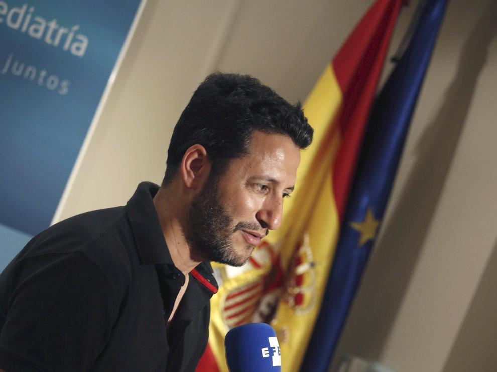 El coordinador del Comité Asesor de Vacunas, David Moreno.