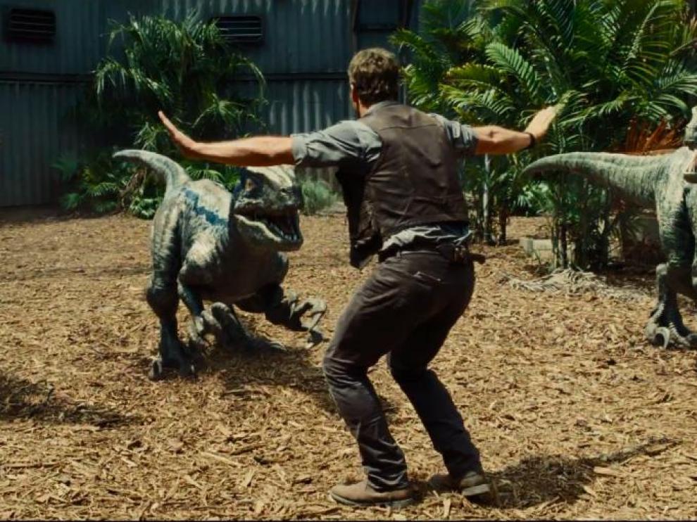 Los dinosaurios vuelven a la cartelera con 'Jurassic World'