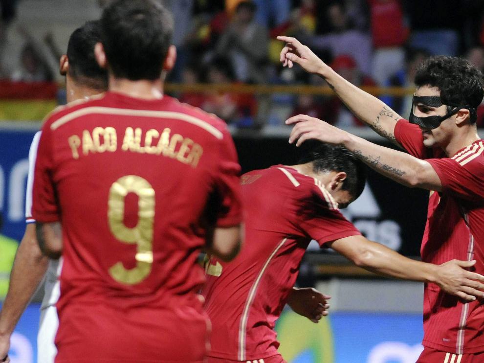 República Checa, Turquía y Croacia, grupo de España en la Eurocopa