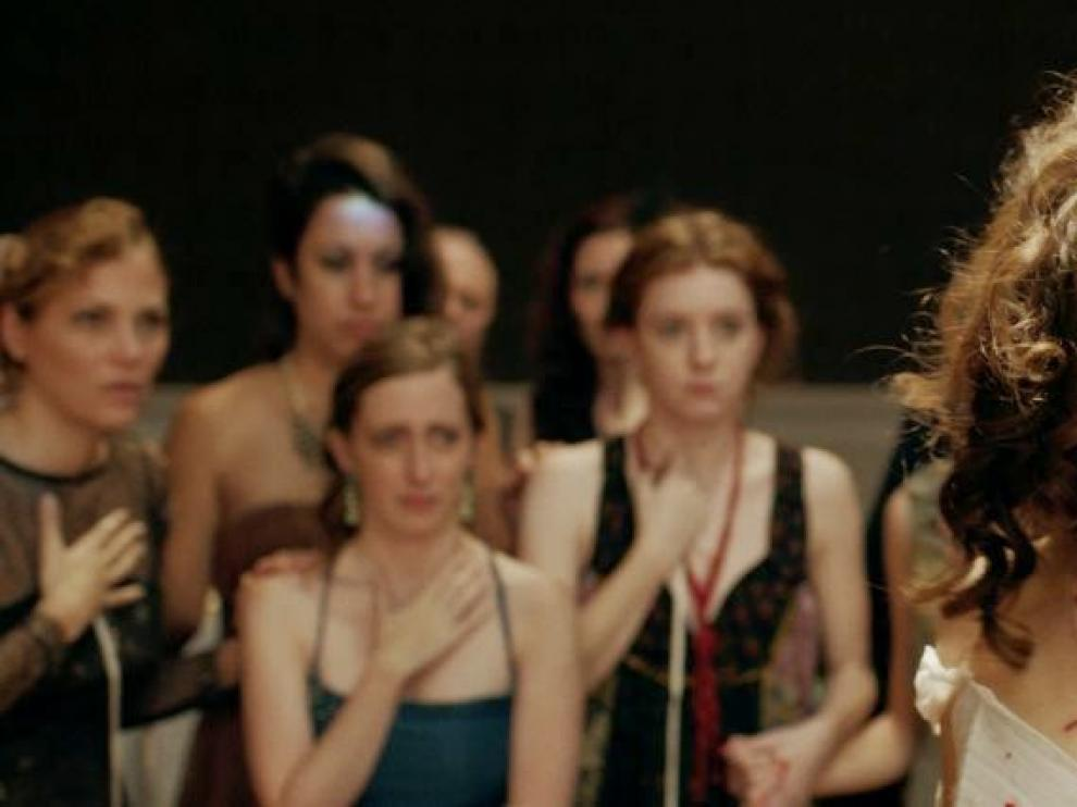 Fotograma de la película iberoamericanas 'Relatos Salvajes'