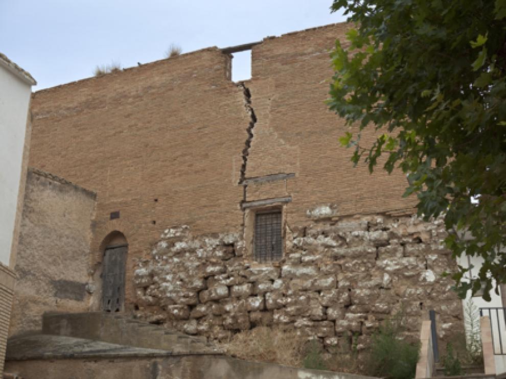 Torre de los Condes de Bureta.