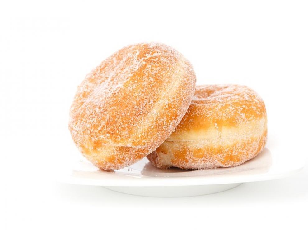 Las grasas 'trans' se encuentran frecuentemente en productos de bollería industrial y en alimentos procesados.