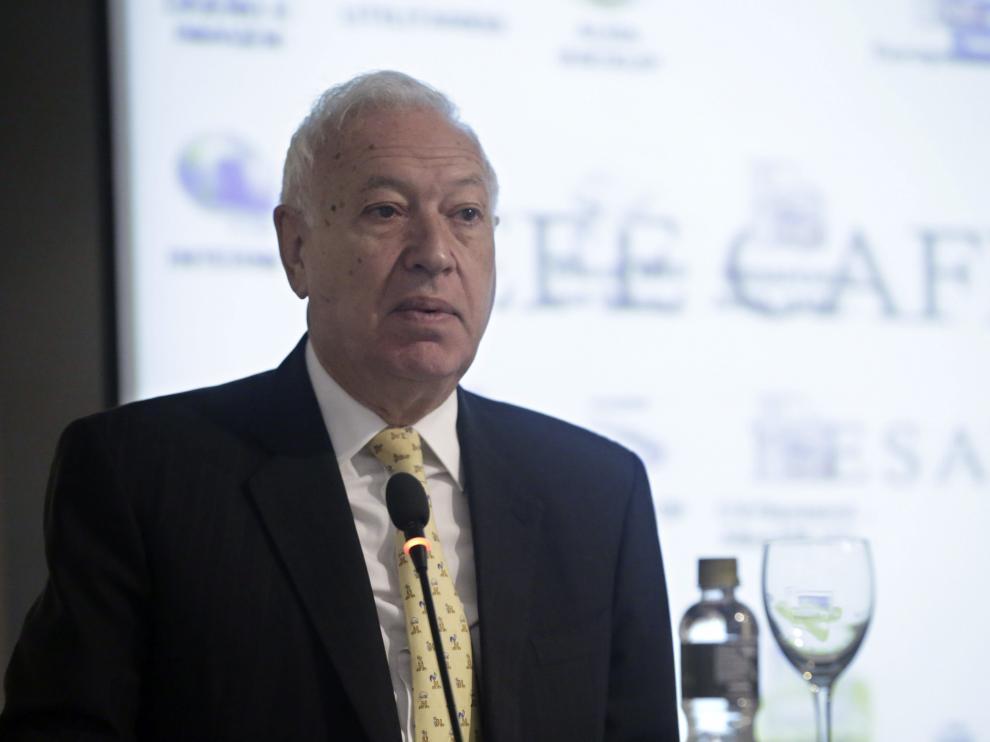 El ministro español de Asuntos Exteriores y Cooperación, José Manuel García-Margallo en una imagen reciente.