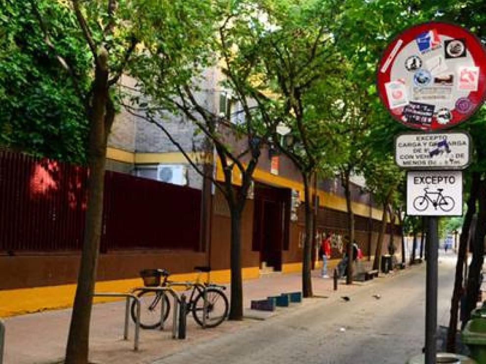 Pedalea reivindica que las bicicletas puedan circular por calles restringidas de la ciudad.