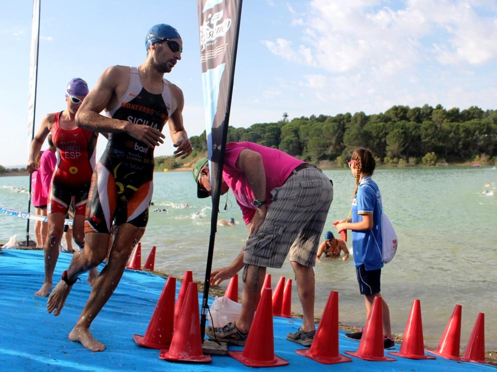 Los segmentos de natación se llevarán a cabo en el pantano de San Juan del Flumen.