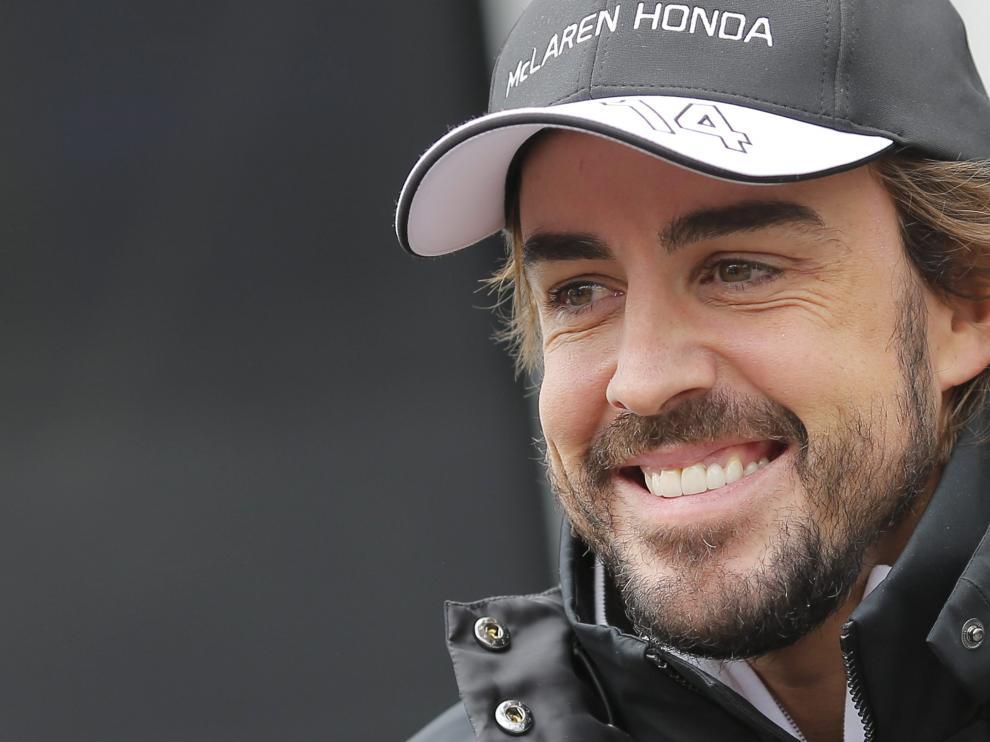 Fernando Alonso en una foto de archivo.