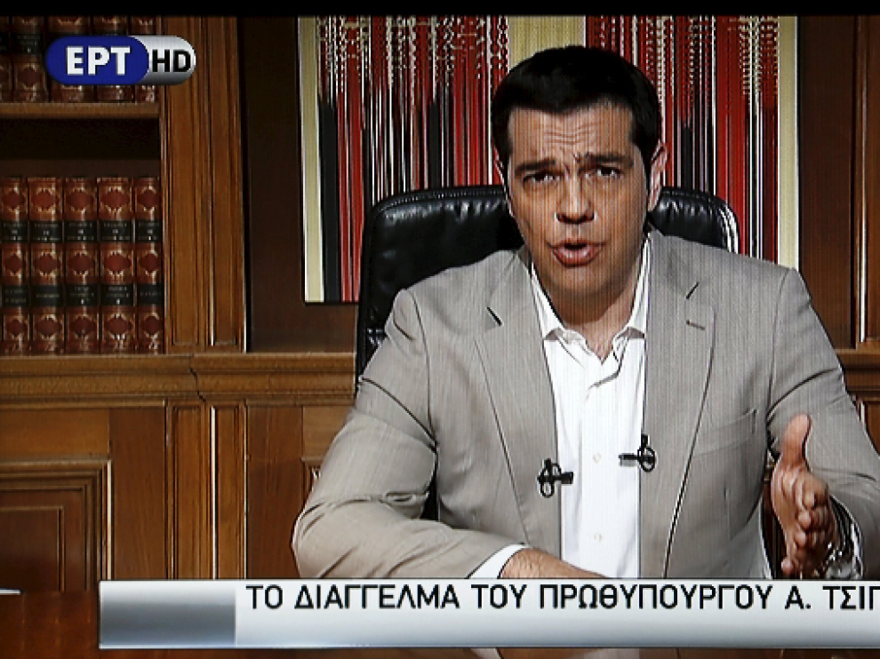 Tsipras, anuncia nuevas medidas