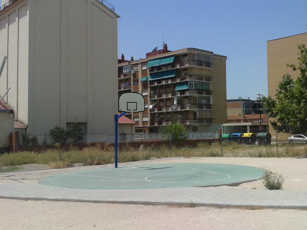 El proyecto 'Esto no es un solar' en Santa Isabel