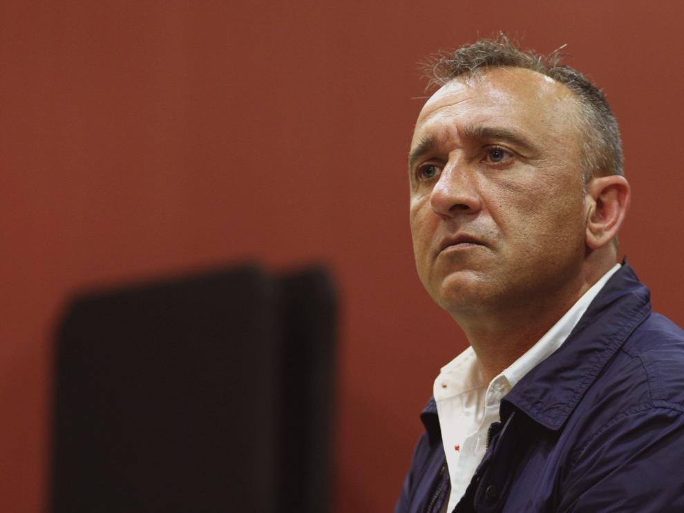 Juanele, en el banquillo de los acusados