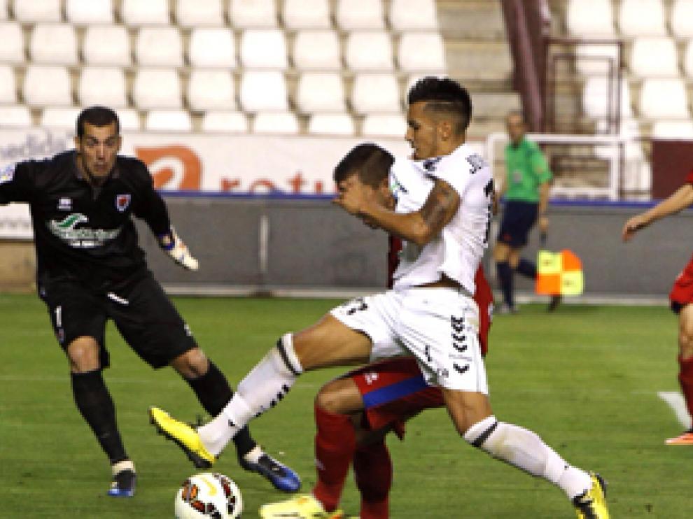 Jorge Díaz e Isaac ya son jugadores del Real Zaragoza
