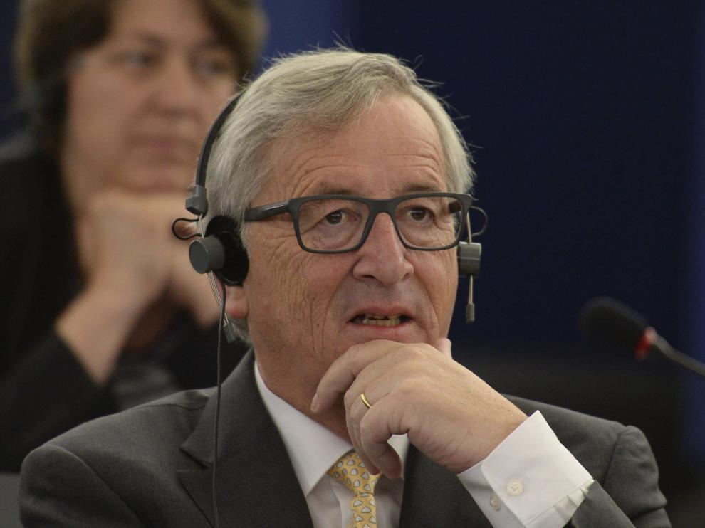 Juncker en una foto de archivo.