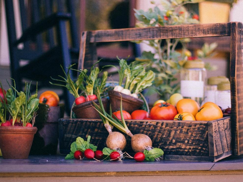 Las verduras son básicas en la dieta mediterránea y ayudan a cuidar del cerebro.