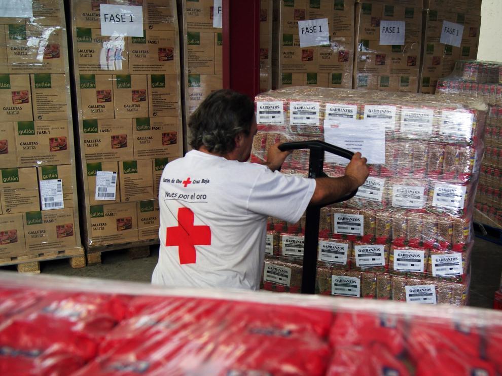 El centro de acogida para inmigrantes que acaba de estrenar Cruz Roja ya está lleno