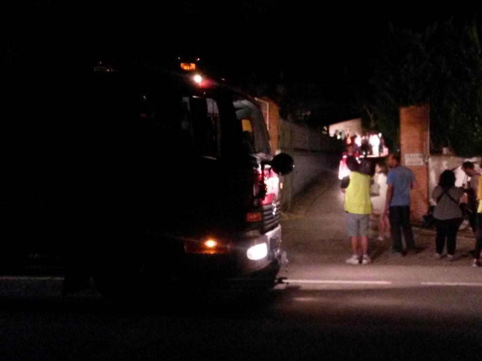 Ocho personas han perdido la vida en el incendio de una residencia de ancianos en Santa Fe