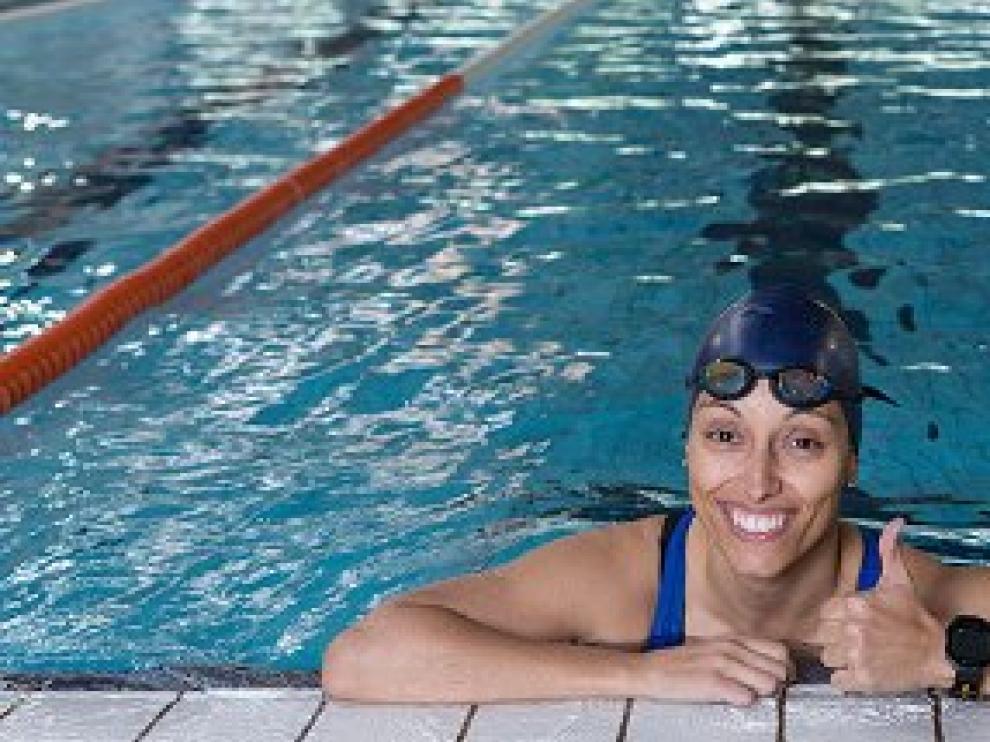 ?Teresa Perales logra el oro en los 50 metros espalda S5 en los mundiales paralímpicos en Glasgow.