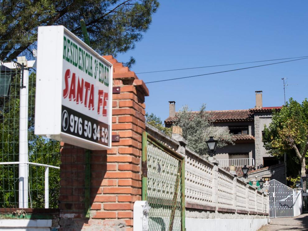La mujer acusada de provocar el incendio de la residencia de Santa Fe está en prisión