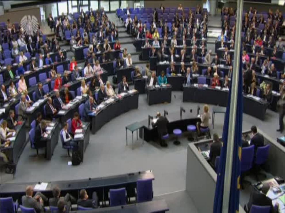 Alemania aprueba el tercer rescate a Grecia