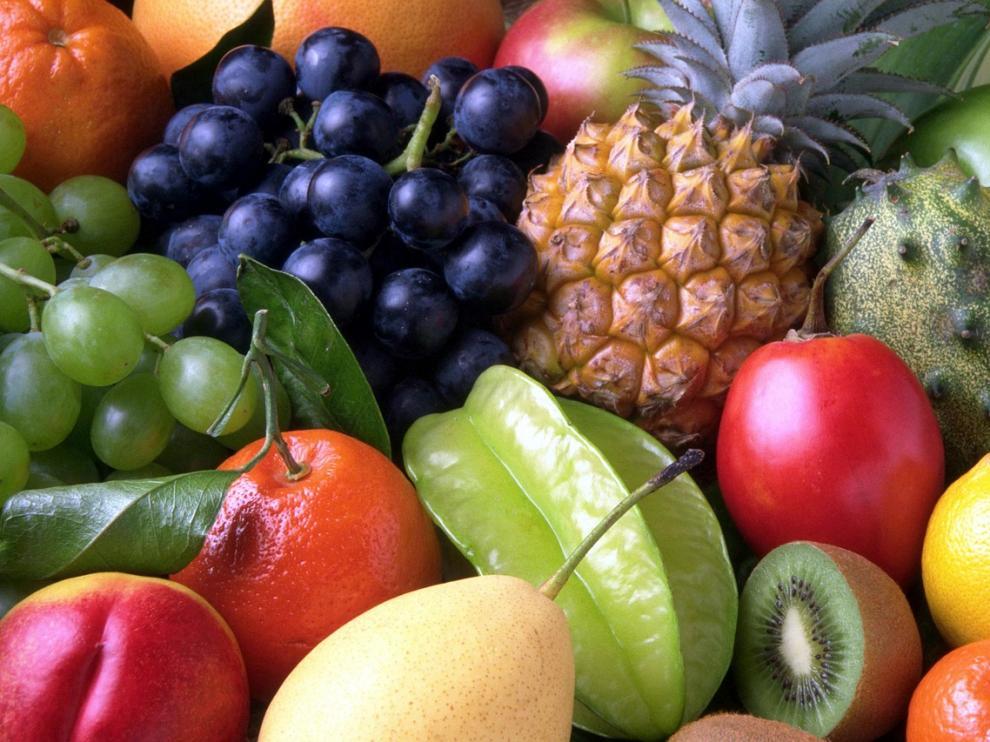 La fruta es perfecta para acompañar cualquier postre en verano.