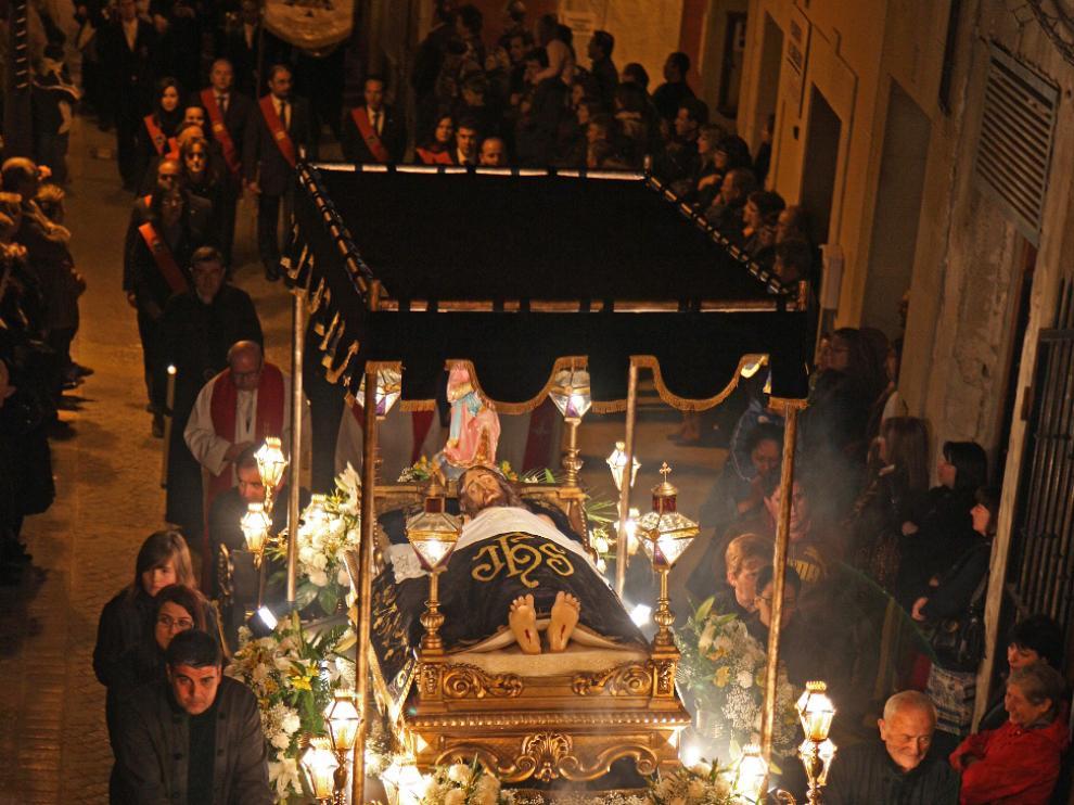 Actualmente, participan alrededor de 1.600 cofrades en las diez cofradías.