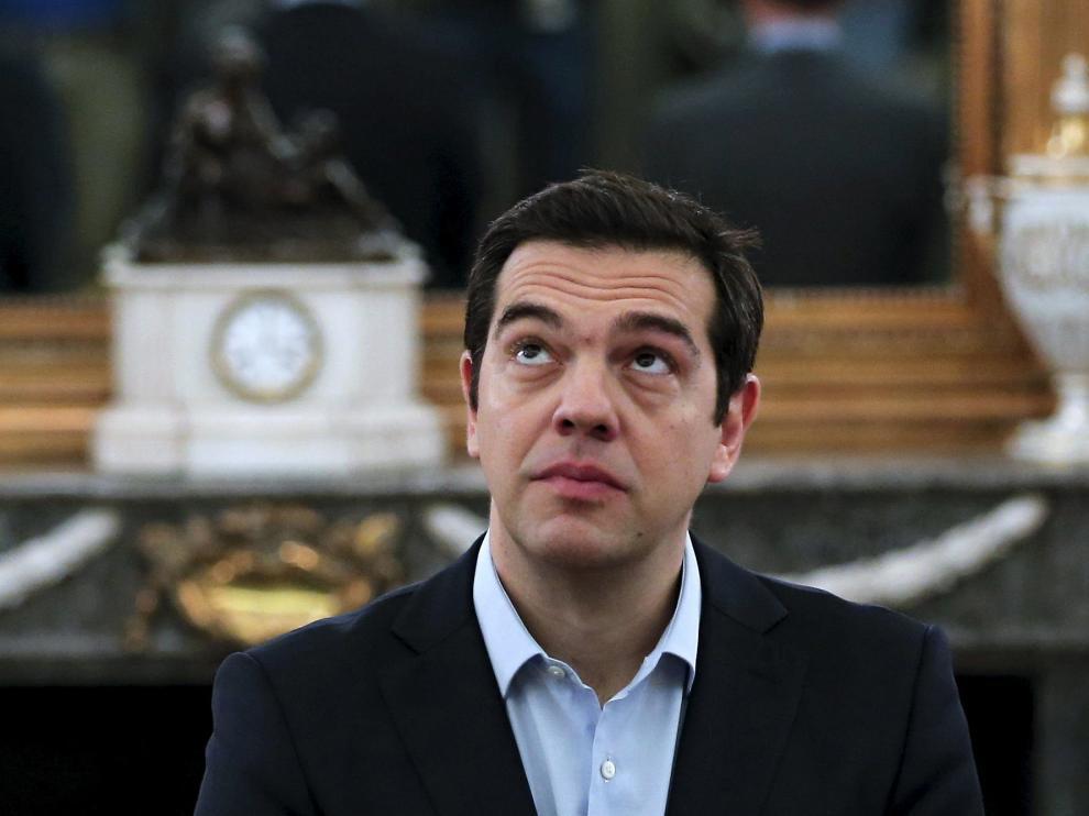 Tsipras, quiere evitar nuevos distanciamientos en el seno de su formación, Syriza.