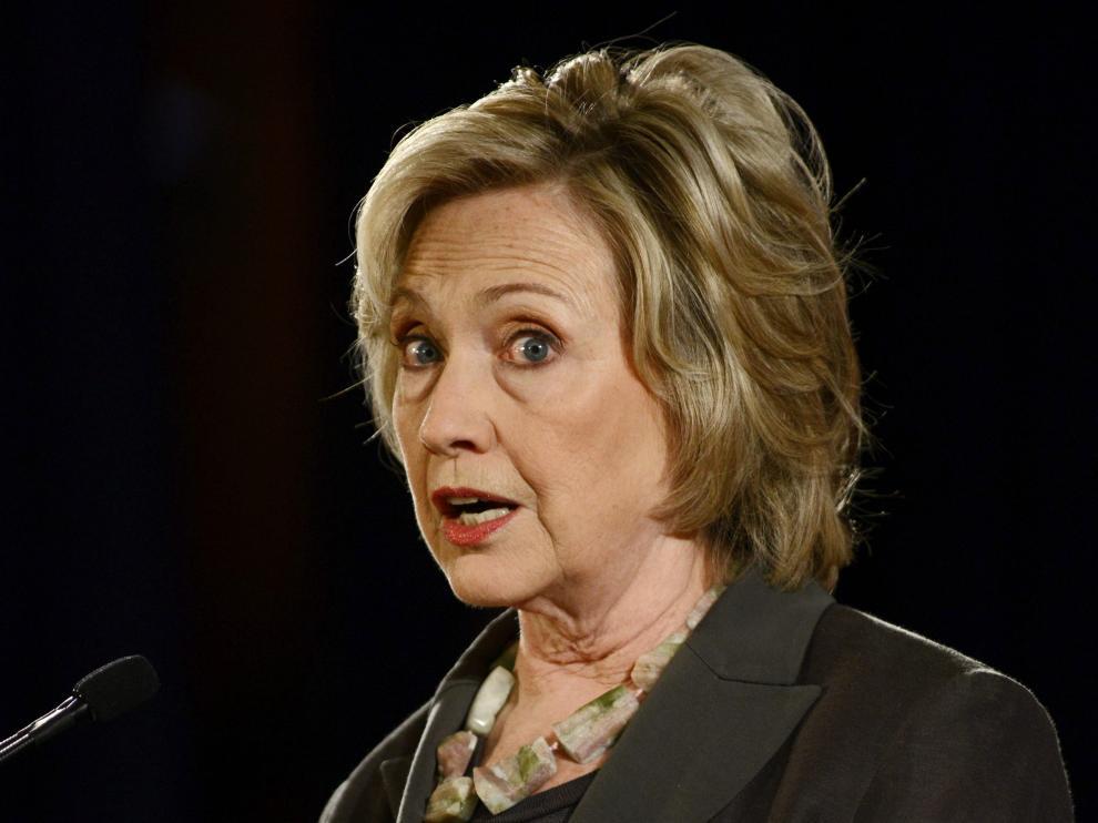 Hillary Clinton ha sufrido una importante pérdida de apoyos en este último mes.