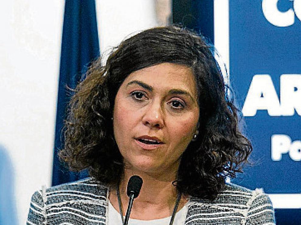 Susana Gaspar (Ciudadanos).