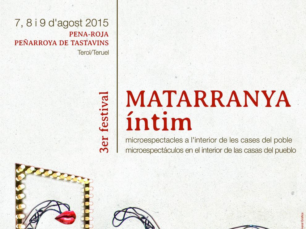 Cartel de esta edición del festival