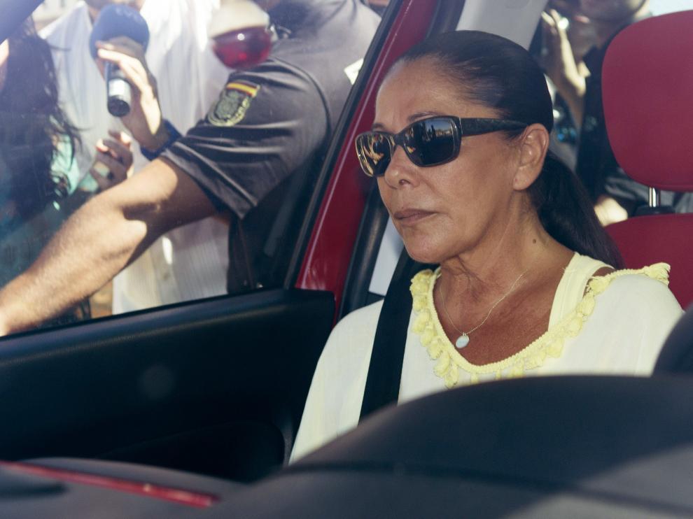 Isabel Pantoja en una foto de archivo.