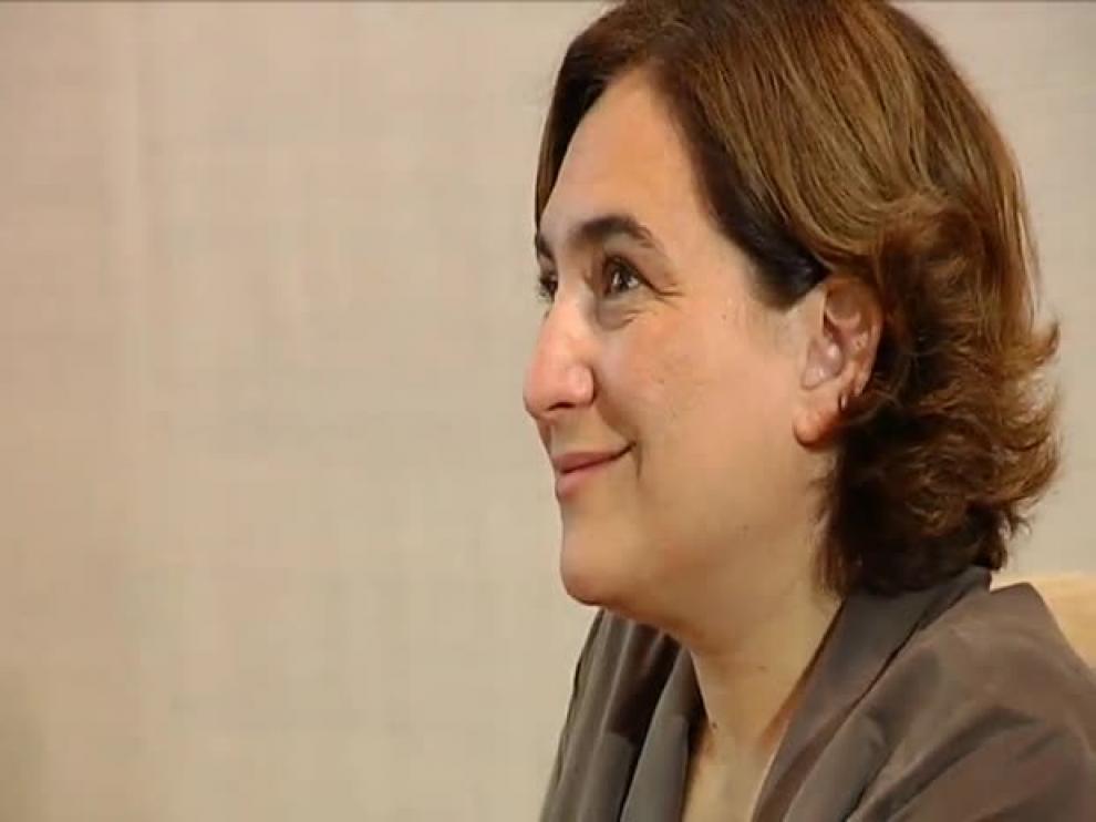 Reunión entre Ada Colau y Artur Mas